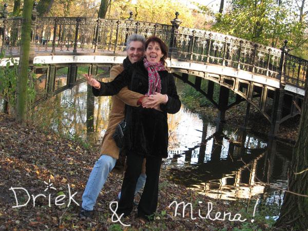 Driek+Milena wish you merry christmas